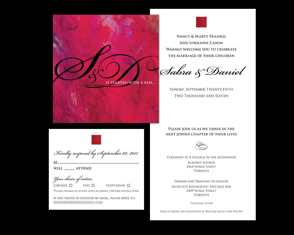 Affordable Wedding Invitations Online Canada